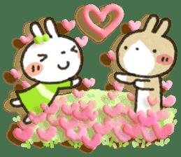 Best Couple 3 sticker #9224148