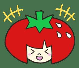 Second edition strawberry girl stickers. sticker #9225916