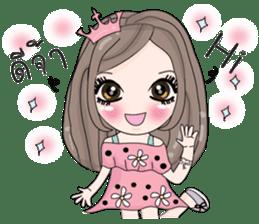 Enplo Girl sticker #9225952