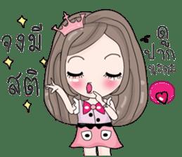 Enplo Girl sticker #9225955