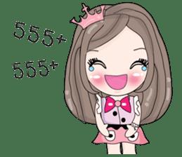 Enplo Girl sticker #9225956