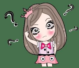 Enplo Girl sticker #9225957