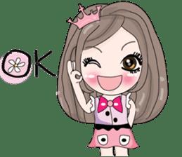 Enplo Girl sticker #9225961