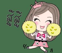 Enplo Girl sticker #9225963