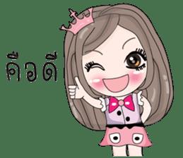 Enplo Girl sticker #9225964