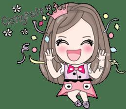 Enplo Girl sticker #9225965