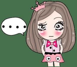 Enplo Girl sticker #9225966