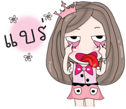 Enplo Girl sticker #9225967