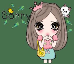 Enplo Girl sticker #9225970