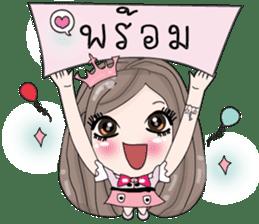 Enplo Girl sticker #9225972