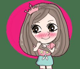 Enplo Girl sticker #9225974