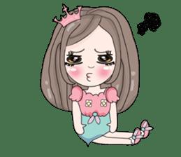 Enplo Girl sticker #9225977