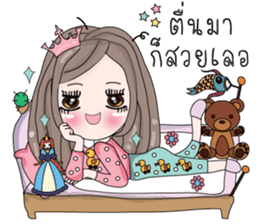 Enplo Girl sticker #9225984