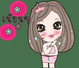 Enplo Girl sticker #9225985