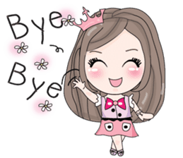 Enplo Girl sticker #9225990