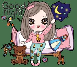 Enplo Girl sticker #9225991