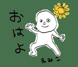 EMIKO sticker sticker #9230696