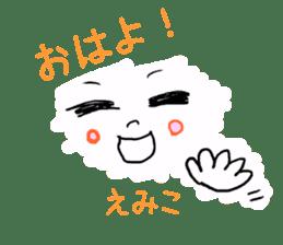 EMIKO sticker sticker #9230697