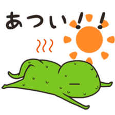 Mr. lizard sticker #9232113