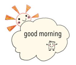 Daily conversation of Habuking3 sticker #9232856