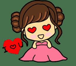 Princess BeeBee sticker #9234082