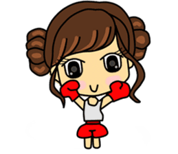 Princess BeeBee sticker #9234083