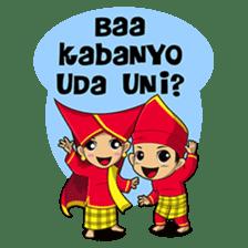 Uda Uni Bapantun sticker #9238201