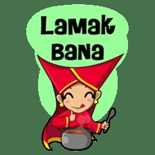 Uda Uni Bapantun sticker #9238207
