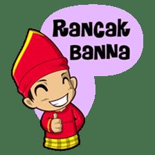 Uda Uni Bapantun sticker #9238208