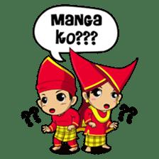 Uda Uni Bapantun sticker #9238209