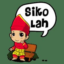 Uda Uni Bapantun sticker #9238216