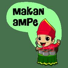 Uda Uni Bapantun sticker #9238217