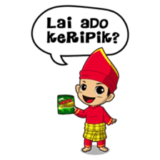 Uda Uni Bapantun sticker #9238219