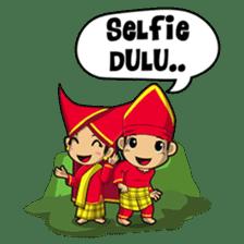 Uda Uni Bapantun sticker #9238222
