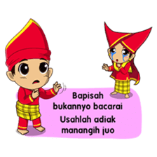 Uda Uni Bapantun sticker #9238223