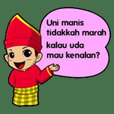 Uda Uni Bapantun sticker #9238224