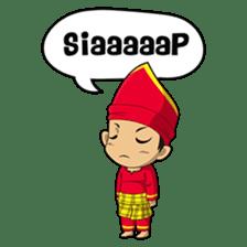 Uda Uni Bapantun sticker #9238225