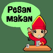 Uda Uni Bapantun sticker #9238228