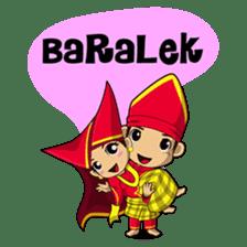 Uda Uni Bapantun sticker #9238229