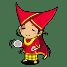 Uda Uni Bapantun sticker #9238230