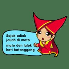 Uda Uni Bapantun sticker #9238234