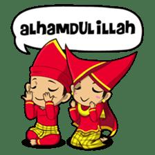 Uda Uni Bapantun sticker #9238235