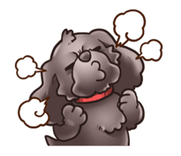 Everyday! American cocker spaniels sticker #9244829