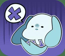Vampire Bunny sticker #9251094