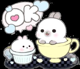 Momomochi Bunny Party sticker #9259420