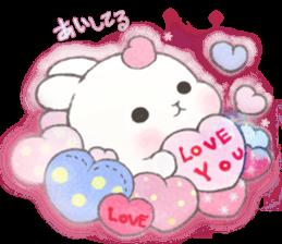 Momomochi Bunny Party sticker #9259421