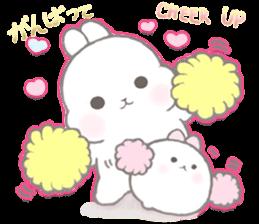 Momomochi Bunny Party sticker #9259423