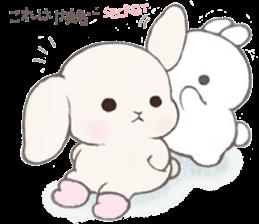 Momomochi Bunny Party sticker #9259425