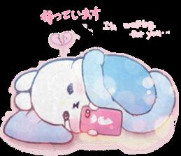 Momomochi Bunny Party sticker #9259429