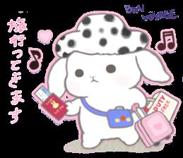 Momomochi Bunny Party sticker #9259432